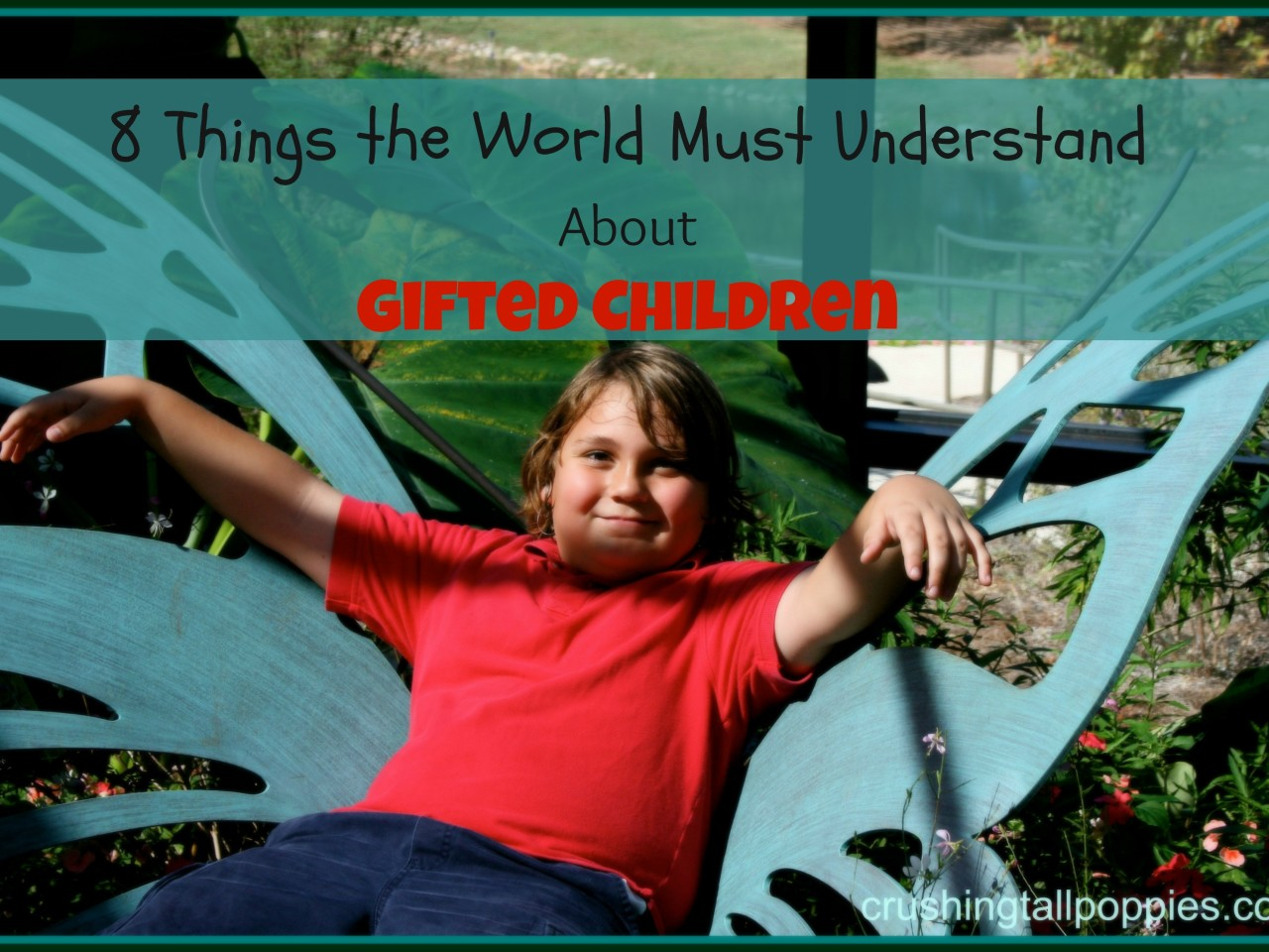 8 Things the World Must Understand About Gifted Children | Crushing ...
