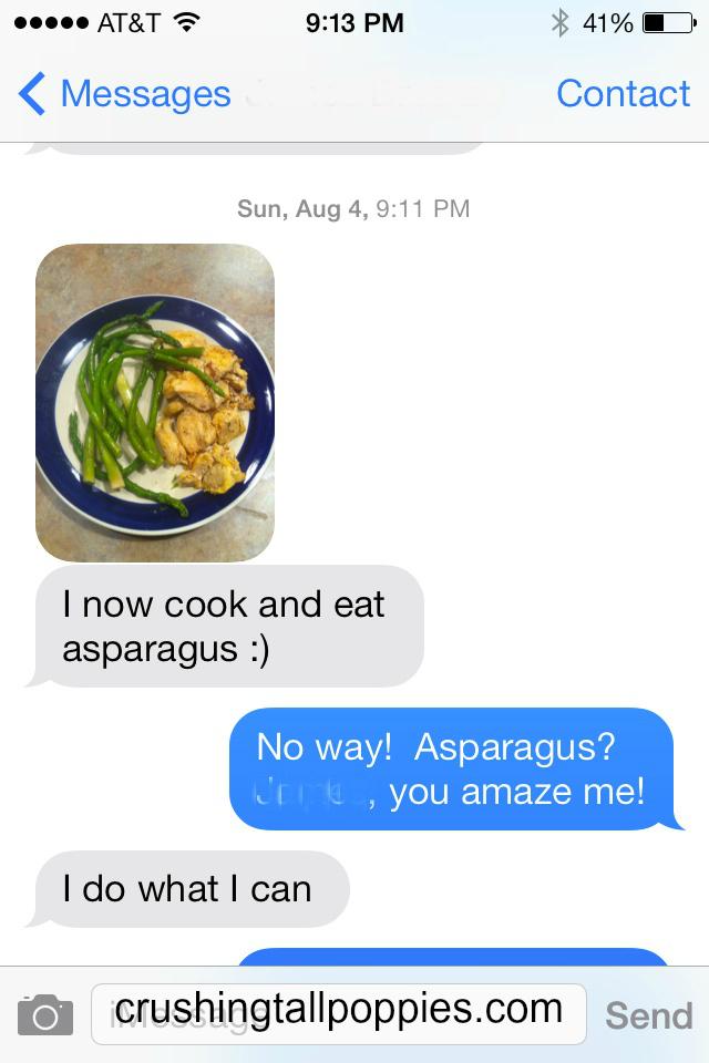 asparagustext