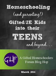 GHF Teen Blog Hop Graphic
