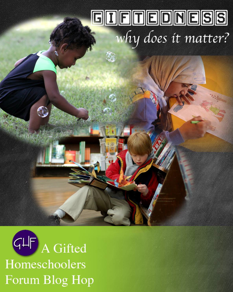 Giftedness - Why Does it Matter? GHF button