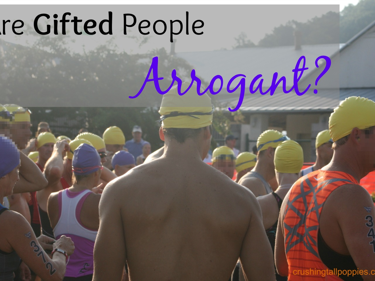 Are Gifted People Arrogant