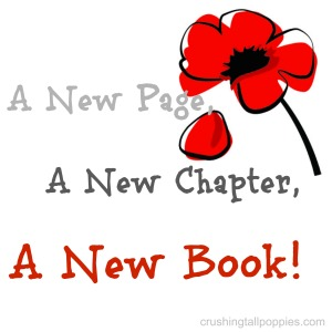 A New Page, A New Chapter, A New Book!