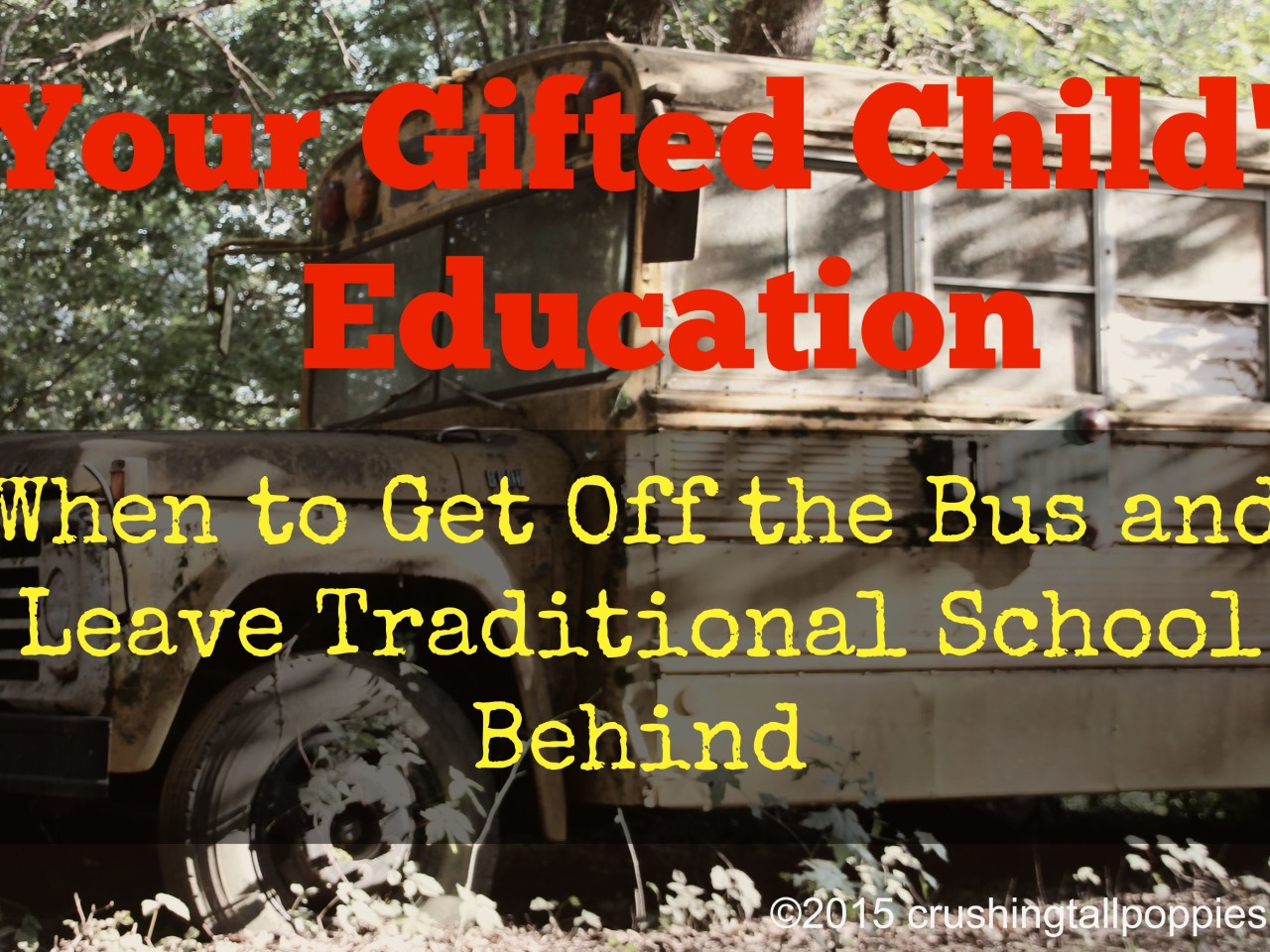 Your Gifted Child's Education