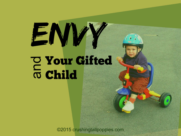 envy and your gifted child