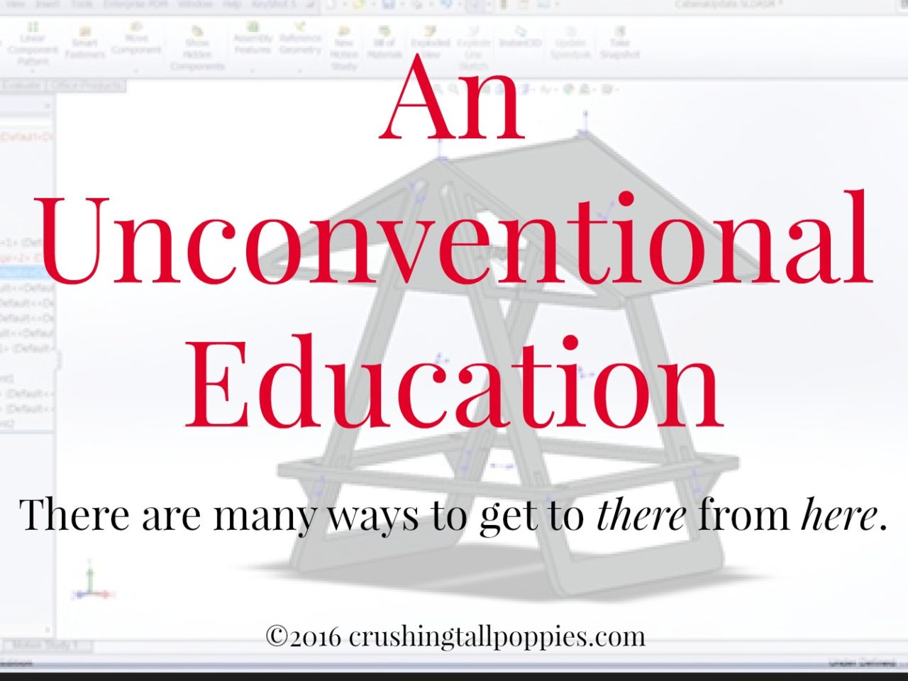 Unconventional education