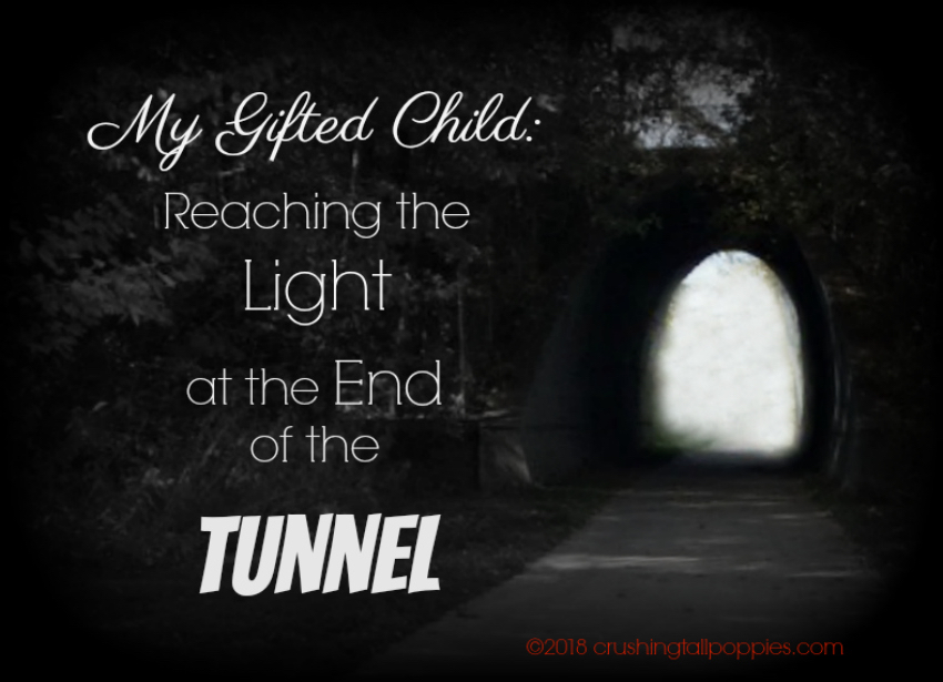 life at the end of the tunnel